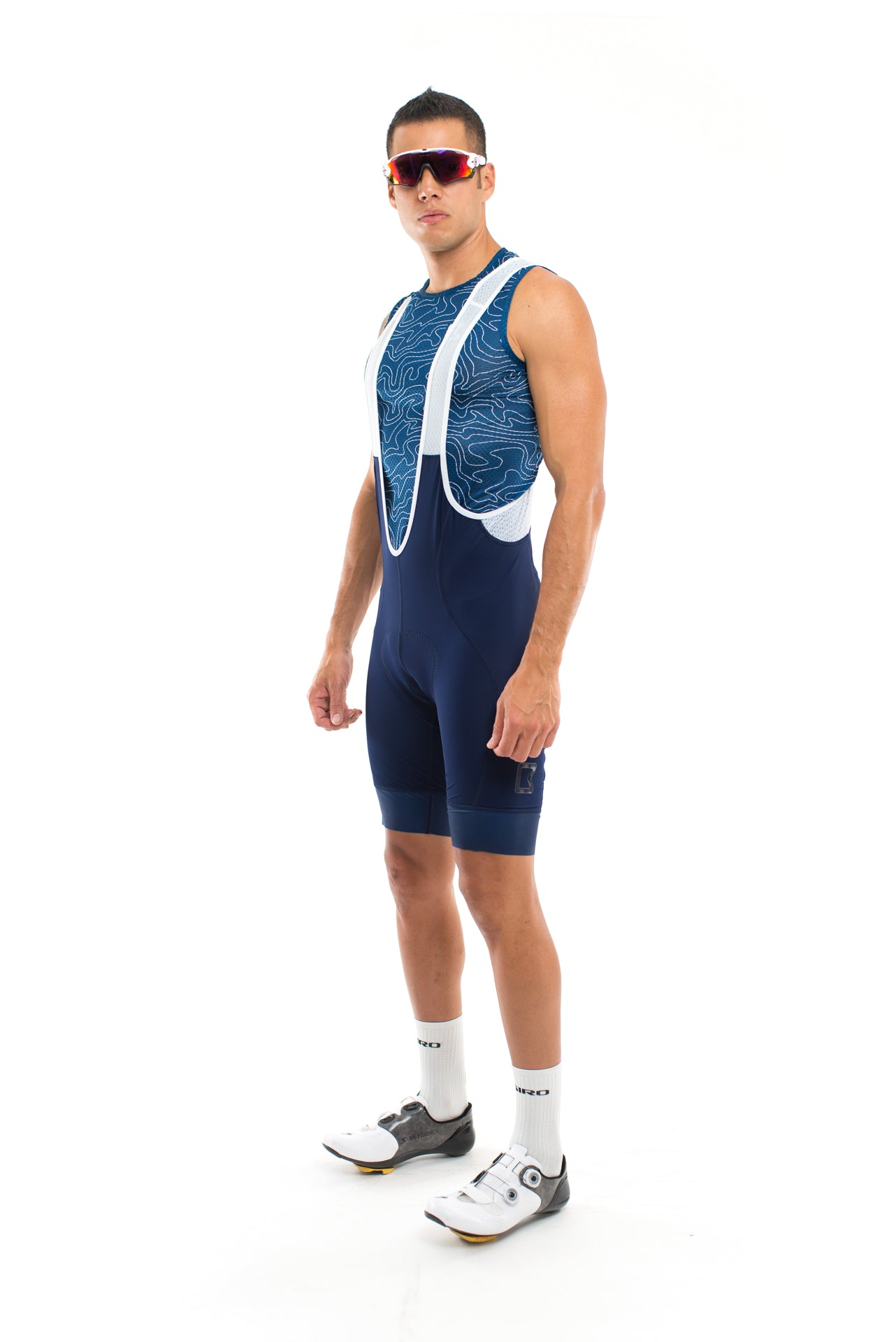 Mesh Base Layer - Blue