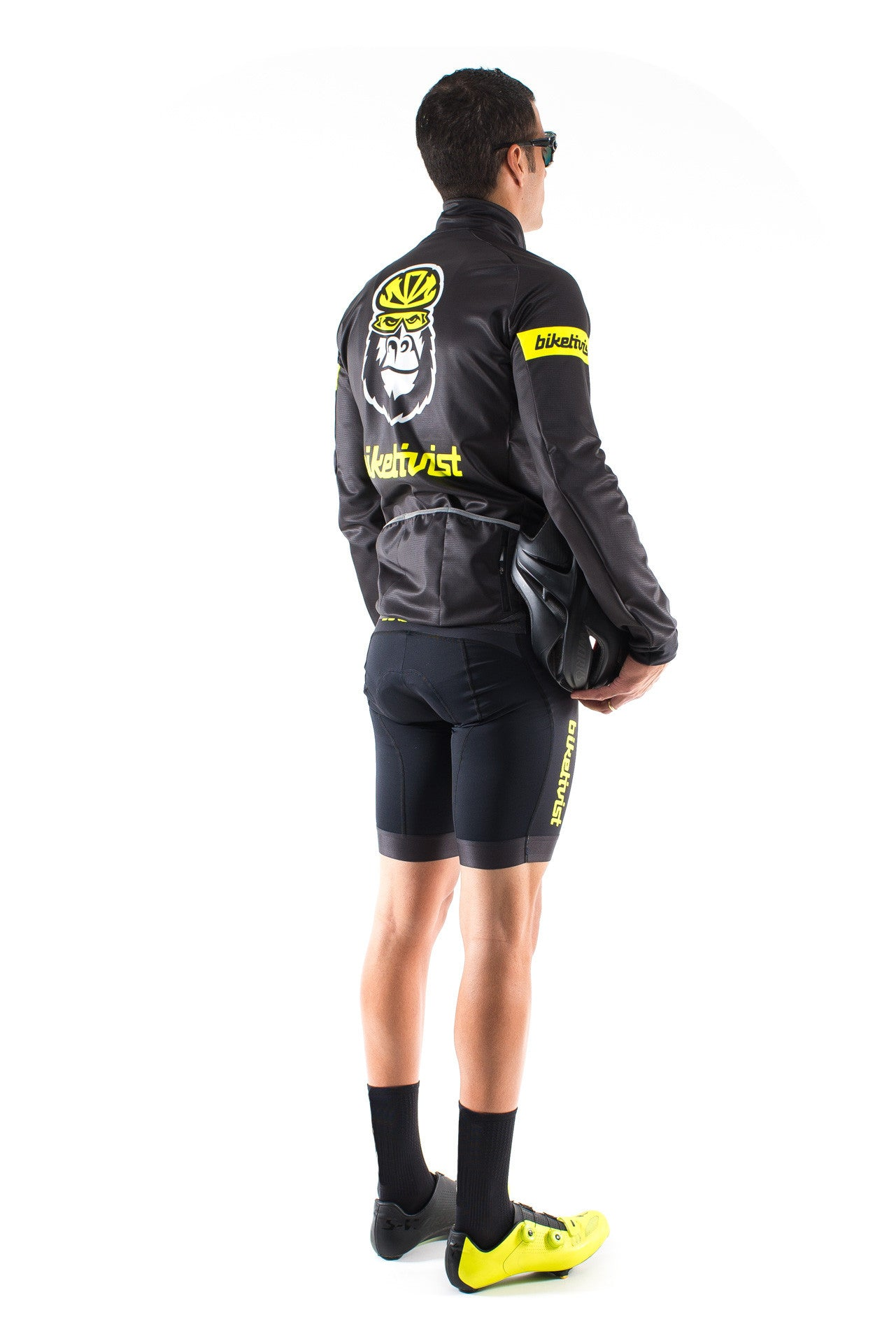 The Biketivist Thermal Jacket