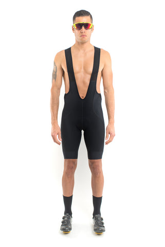 The Pro Bib Short 2.0 (Black)