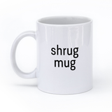 Shruggie Mug