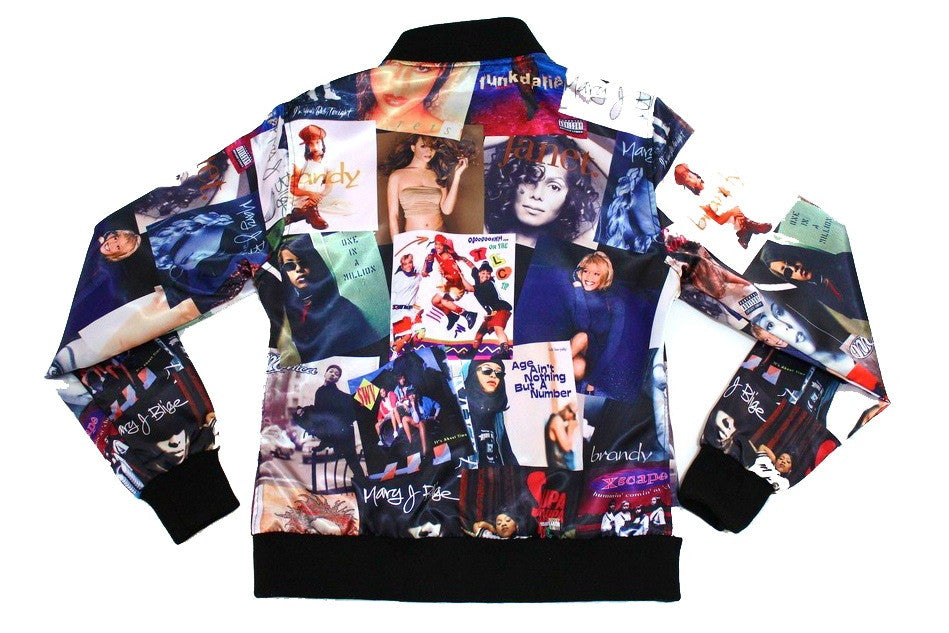 "The ""90's Girl"" Bomber"