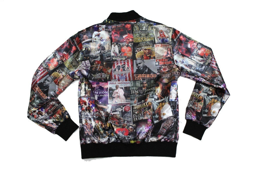 "The ""Dipped"" Dipset Bomber"