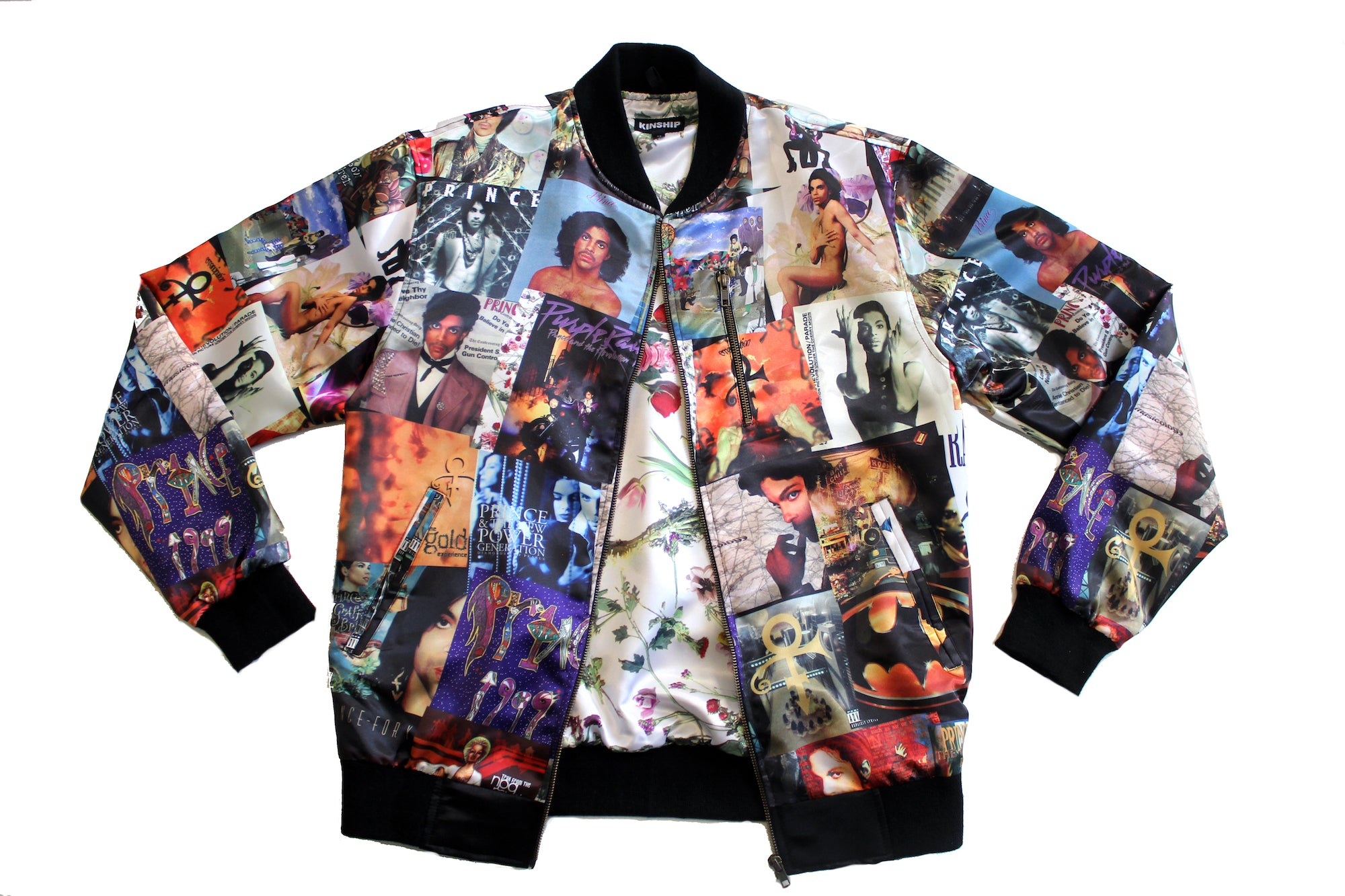 His Royal Badness Bomber (Men's Sizes)