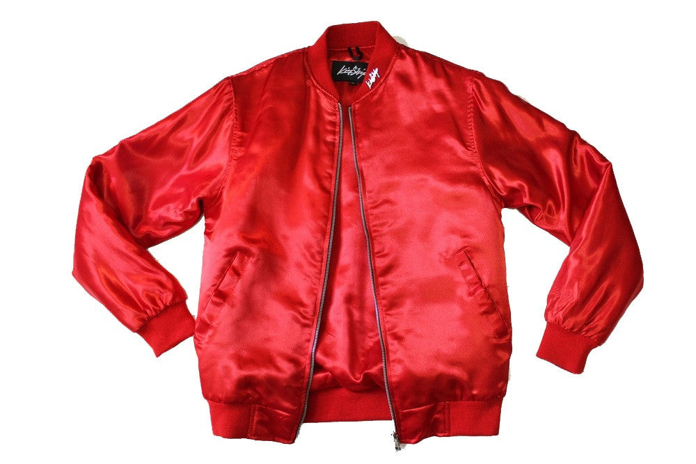 Kinship Team Jacket in Red