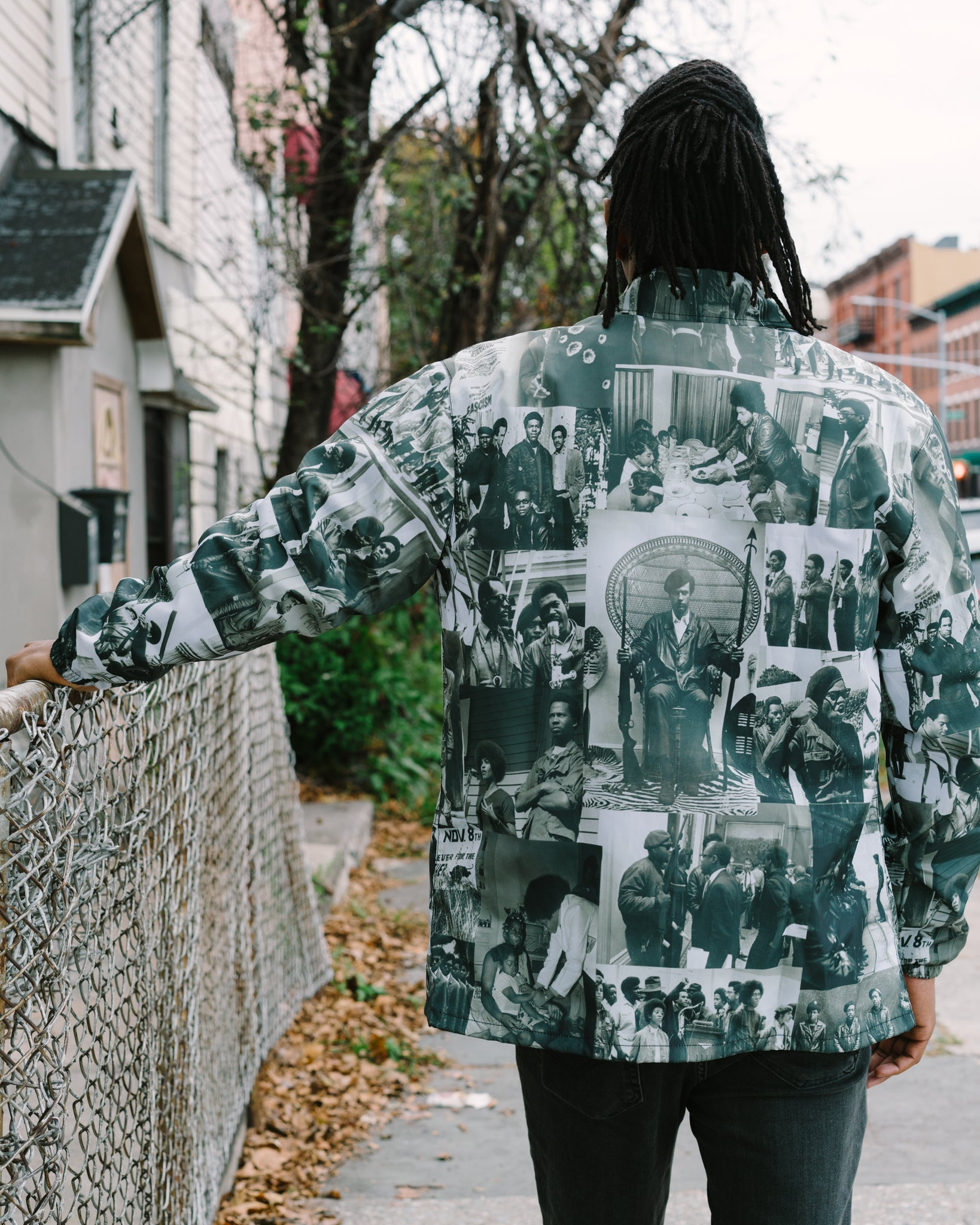 The Peoples Coaches Jacket