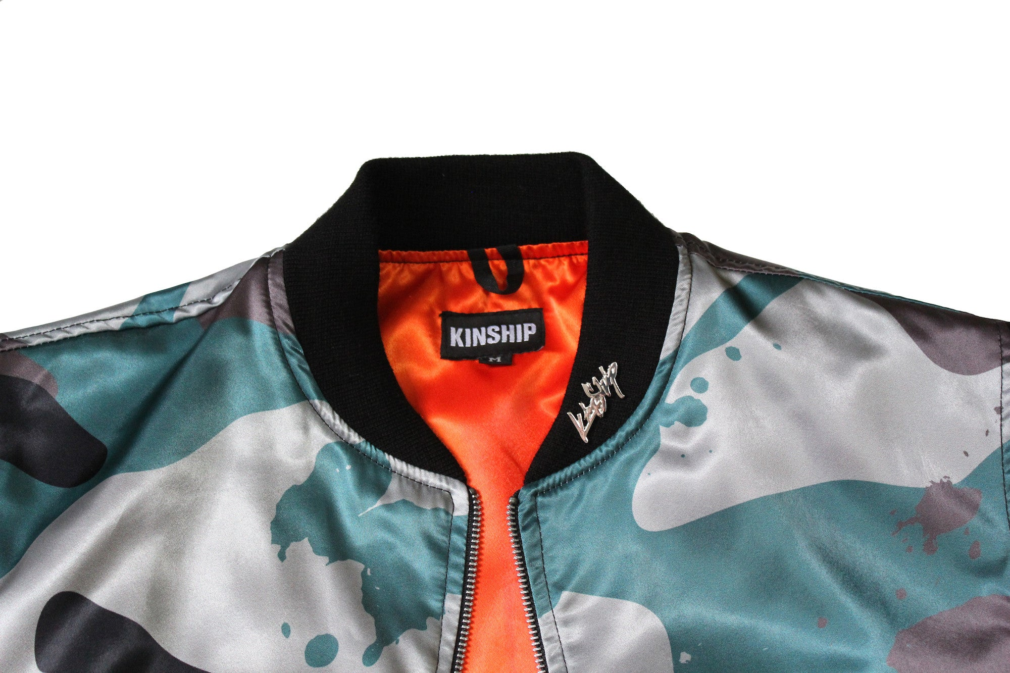 "Splatter Camo Bomber ""Standard Issue"""