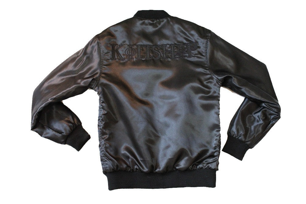 Kinship Team Jacket 2.0 in Black