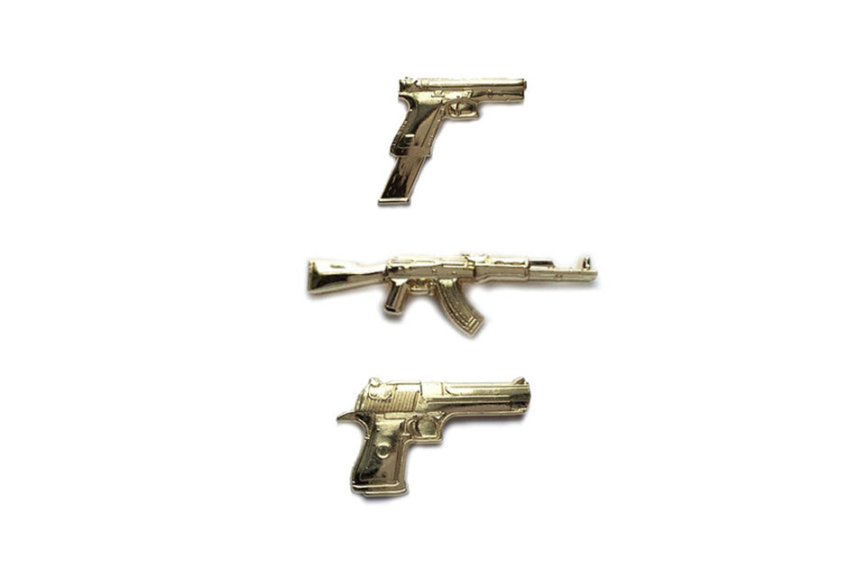 2nd Amendment Lapel Pin Collection
