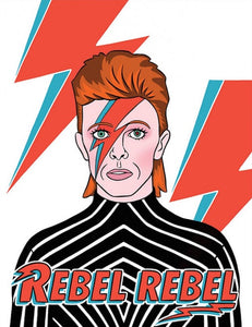 Rebel Rebel Birthday