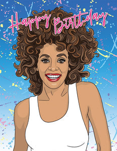 Whitney Birthday - The Found Greeting Card - Ottawa, Canada