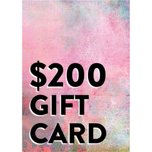 $200 Gift Card - Milk Shop Ottawa - Byward Market