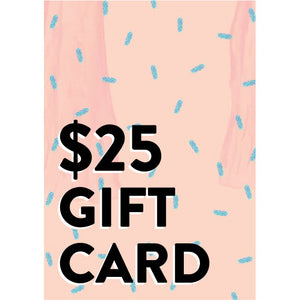 $25 Gift Card - Milk Shop Ottawa - Byward Market