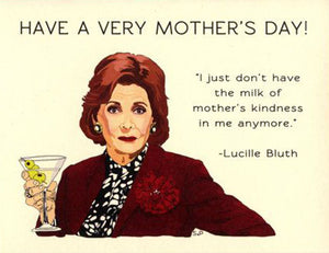 Have A Very Mother's Day Greeting Card