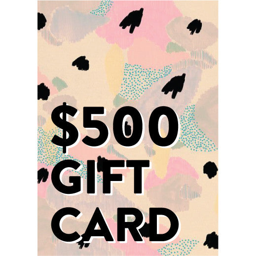 $500 Gift Card - Milk Shop Ottawa - Byward Market