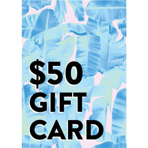 $50 Gift Card - Milk Shop Ottawa - Byward Market