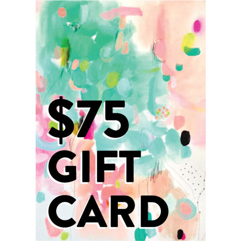$75 Gift Card - Milk Shop Ottawa - Byward Market