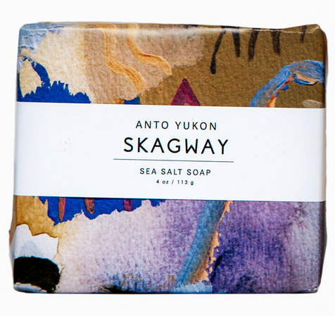 Skagway Sea Salt Soap