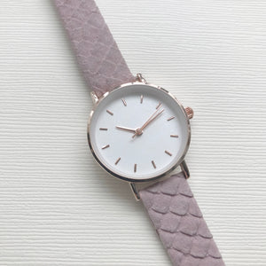 Ariel Watch Rose - Milk - Ottawa Clothing & Accessories Shop