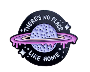 No Place Like Home Enamel Pin