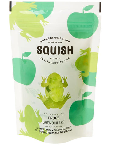 Frogs Squish Candy