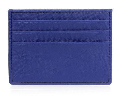 Single Sided Card Holder - Royal Blue