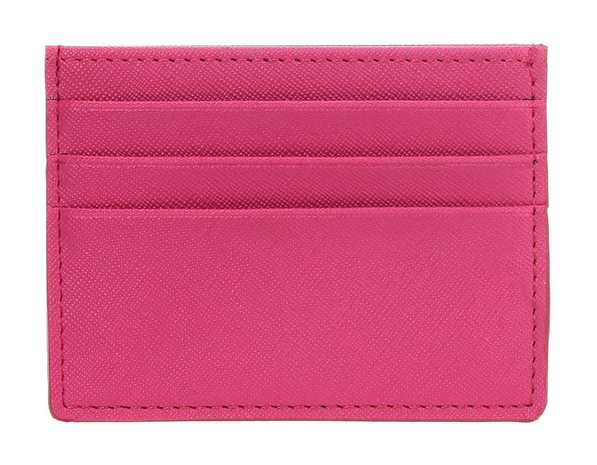 Single Sided Card Holder - Hot Pink