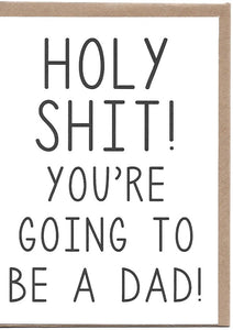 You're Going To Be A Dad Greeting Card