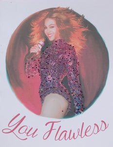 Bey Flawless Greeting Card