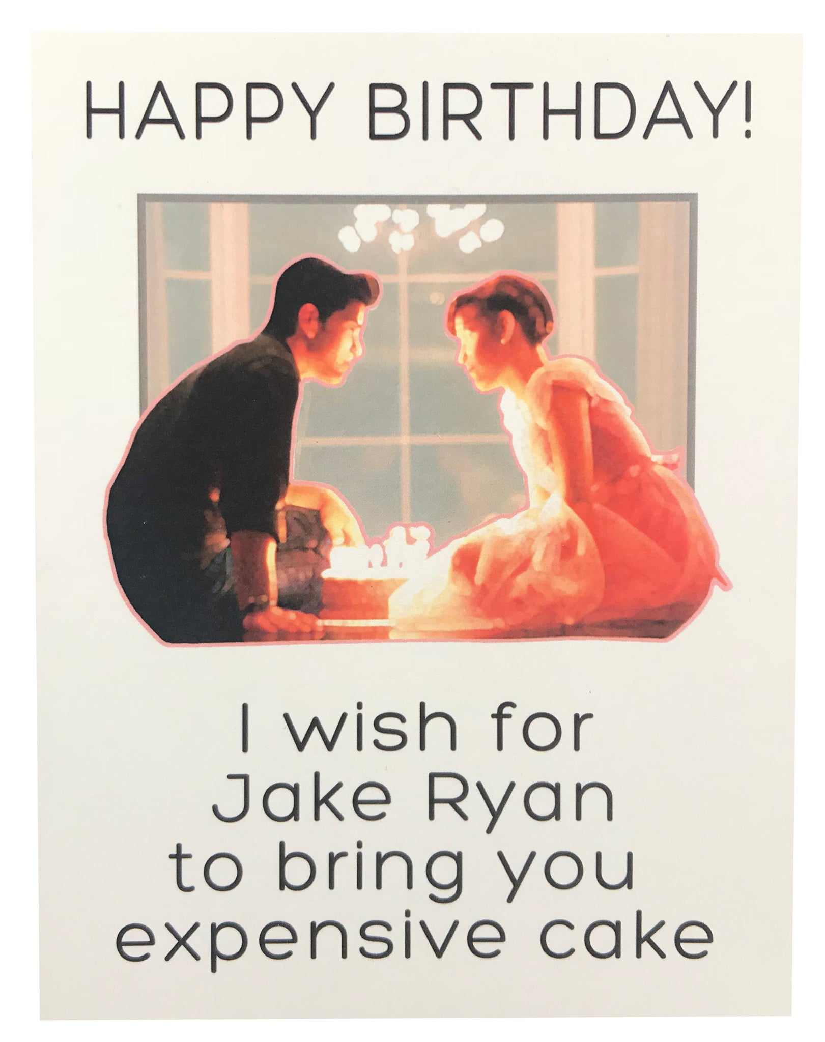 Sixteen Candles Birthday Greeting Card