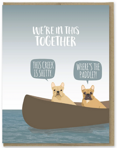 In This Together Greeting Card