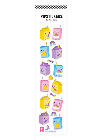 Juice So Happy Sticker Sheet