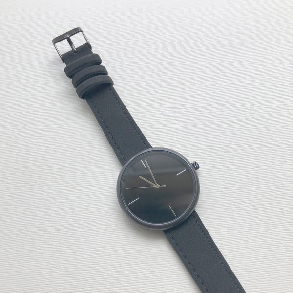 Lucy Watch Black - Milk - Ottawa Clothing & Accessories Shop