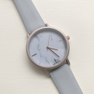 Luna Watch Light Blue - Milk - Ottawa Clothing & Accessories Shop