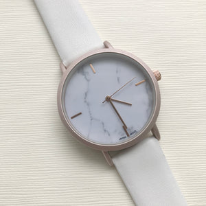 Luna Watch White - Milk - Ottawa Clothing & Accessories Shop