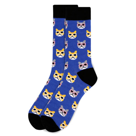 Cool Cats Socks - Large Sizing