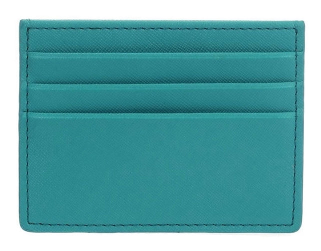 Single Sided Card Holder - Turquoise