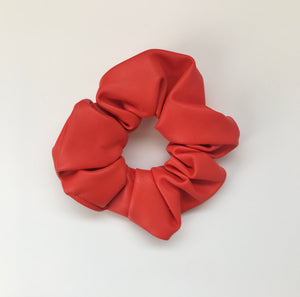 Olivia Scrunchie - Orange