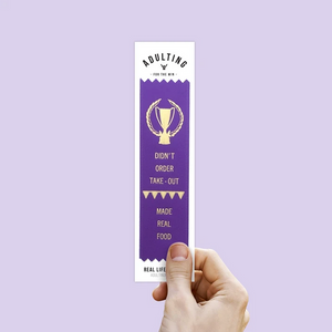 Made Real Food - Award Ribbon