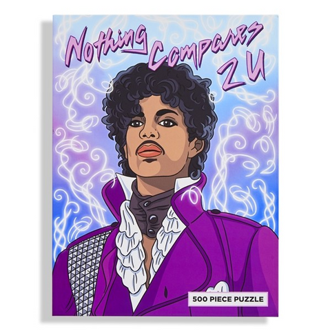 Nothing Compares 2 U Prince Puzzle