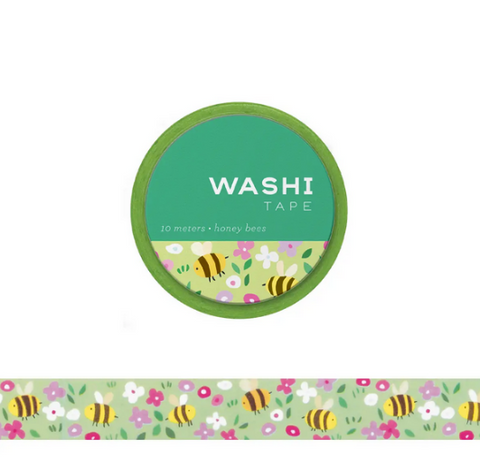 Honey Bees Washi Tape