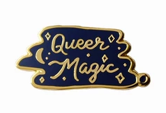 Queer Magic Pin - Enamel Pins - Ottawa, Canada