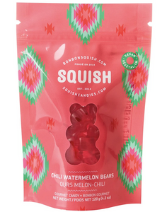 Vegan Chili Watermelon Bears Squish Candy