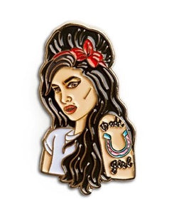 Amy Winehouse Pin - Enamel Pins - Ottawa, Canada