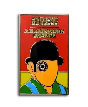 Clockwork Orange Pin - Enamel Pins - Ottawa, Canada