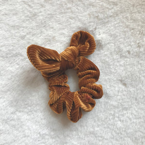 Veronica Scrunchie - Caramel
