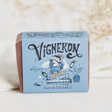 The Winemaker - Rosewood, Lemon and Sage Soap