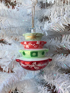 Holiday Vintage Bakeware Ornament