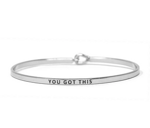 You Got This Bracelet
