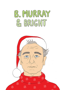Murray and Bright Greeting Card