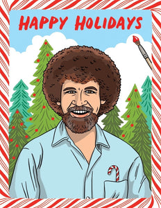 Bob Ross Holidays